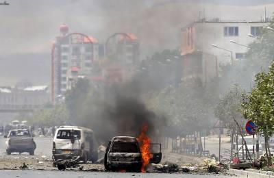 افغانستان میں طالبان کے سیکورٹی چیک پوسٹوں پرحملے ، 16اہلکار ہلاک