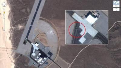 امریکا نے شام میں خفیہ ائیر بیس قائم کر دیا