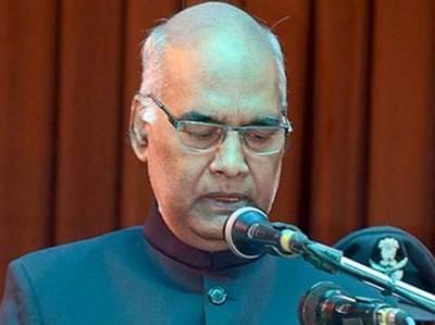 بھارت نے پہلا دلت صدر منتخب کر لیا