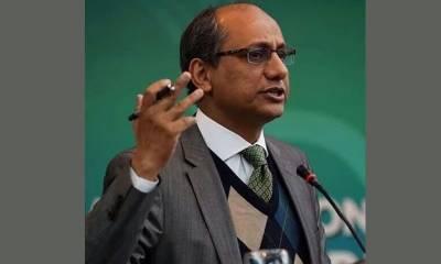 پی ایس 114 میں کامیابی کے بعد سعید غنی نے سینیٹ نشست چھوڑ دی