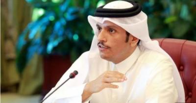 قطر پر پابندیاں عائد ہیں اس لیے کوئی بات چیت نہیں ہوگی: قطری وزیر خارجہ