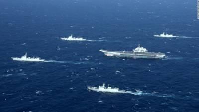 چین کے جدید جنگی بحری جہاز روس کے ساتھ مشقوں کے لیے روانہ