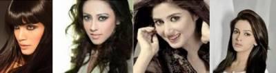 پاکستانی اداکارائیں بالی ووڈ میں جلوے دکھانے کے لیئے تیار