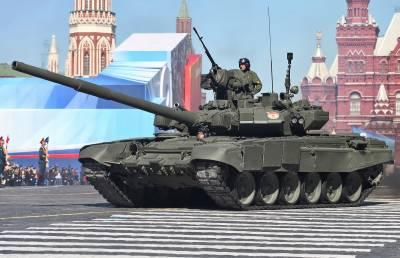 روس کا ایران کو سیکڑوں ٹی 90- ٹینک فروخت کرنے کا معاہدہ