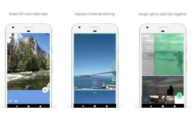 """اینڈرائیڈ صارفین کیلئے گوگل کی """"موشن اسٹل """" ایپ متعارف"""