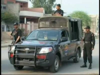 سرگودھا میں پولیس کا منشیات فروشوں و ناجائز اسلحہ رکھنے والوں کیخلاف کریک ڈاؤن جاری
