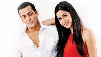 کترینہ کیلئے سلمان کا پیار پھر شروع