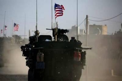 شام میں امریکاکا خفیہ بیس کیمپ قائم