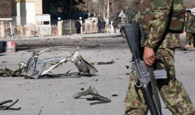 کابل میں خودکش دھماکا، 40 افراد ہلاک