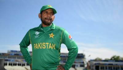 قومی ٹیم کے کپتان سرفراز احمد کا پانچ لاکھ روپے کا چیک گم ہو گیا