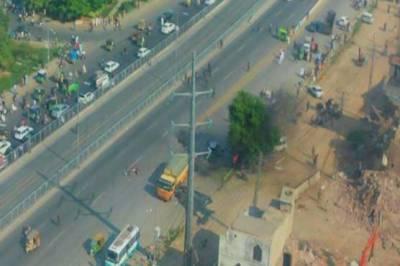 لاہور: ارفع کریم ٹاور کے قریب دھماکا، 26 افراد جاں بحق، متعدد زخمی