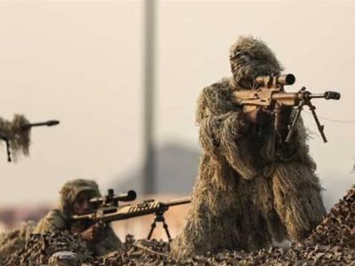 سعودی فوج کی سرحد پر کارروائی ،15باغی ماردئیے