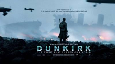 """تین فلموں کی نمائش، """"ڈنکرک"""" نے بن مانسوں سے حکمرانی چھین لی"""