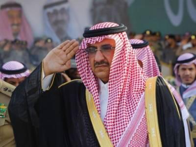 نائب ولی عہدمحمد بن نائف کے حق میں سعودی شاہی خاندان کی انتہائی اہم شخصیت کھڑی ہو گئی
