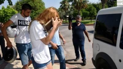 ترکی: مخصوص 'لوگو' کی ٹی شرٹ پہننے پر درجنوں افراد گرفتار