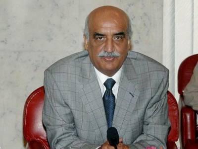 نوازشریف بطور وزیراعظم 14 اگست کوپرچم کشائی نہیں کرسکیں گے، خورشید شاہ