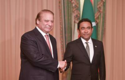 پاکستان اور مالدیپ کا دہشت گردی کے خلاف متفقہ موقف اپنانے کے عزم کا اعادہ
