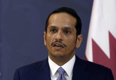 قطر نے اقوام متحدہ سے ثالثی کی اپیل کر دی