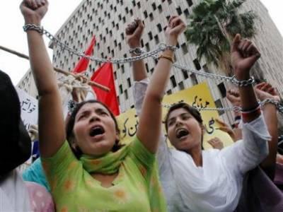 پنجاب میں خواتین سے زیادتی کے واقعات بڑھنے لگے،دل دہلا دینے والی رپورٹ