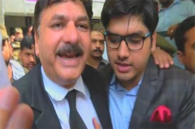 خدیجہ صدیقی کیس، مجرم شاہ حسین کو 7 سال قید کی سزا