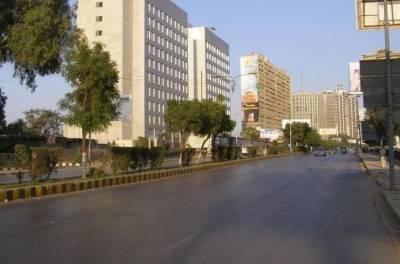 کراچی کے مختلف علاقوں میں ہلکی بارش، موسم خوش گوار ہوگیا
