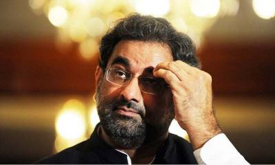 شاہد خاقان عباسی کی نامزدگی عدالت میں چیلنج کردی گئی