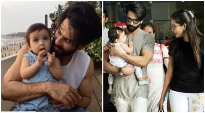 شاہد کپور اپنی بیٹی میشا کی سالگرہ بیرون ملک منائیں گے