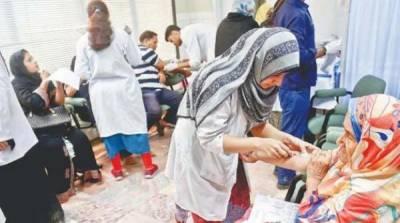 بلوچستان میں ہیپاٹائٹس کی بیماری زور پکڑنے لگی