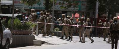 کابل میں عراقی سفارتخانے پر داعش کا حملہ ناکام، تمام حملہ آور ہلاک