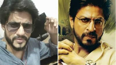شاہ رخ خان کے ہم شکل نے سوشل میڈیا پر تہلکہ مچا دیا