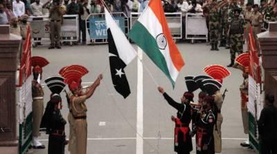 پاکستان نے بھارتی ترنگے سے بڑا,10 ہزار مربع فٹ سبز ہلالی پرچم تیار کر لیا
