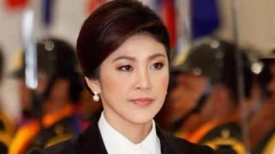 تھائی لینڈ کی سابق وزیر اعظم نے اپنے اوپر لگائے گئے تمام الزامات مسترد کر دئیے