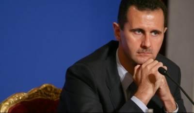 تکفیری دہشت گردوں کا سامنا ہے : شامی صدر