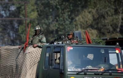 بھارت کا مقبوضہ کشمیر میں درندگی کا مظاہرہ ، کیمیا ئی ہتھیاروں سے حملہ