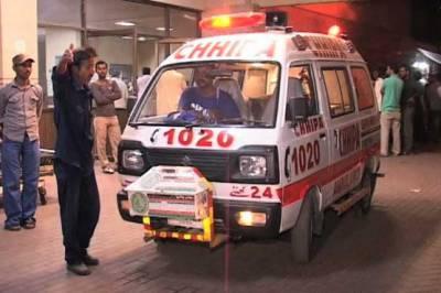 کراچی: معمرشخص نےبیٹے بہواورپوتی پرفائرنگ کردی،پوتی جاں بحق