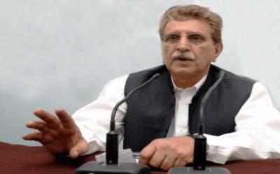 لائن آف کنٹرول مستقل سرحد نہیں ،راجہ محمد فاروق حیدر خان