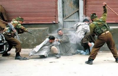 مقبوضہ کشمیر میں بھارتی مظالم کیخلاف مکمل ہڑتال