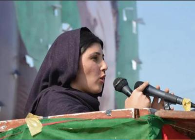 ایم این اے کی نشست قوم کی امانت ہے چھوڑوں گی نہیں: عائشہ گلالئی