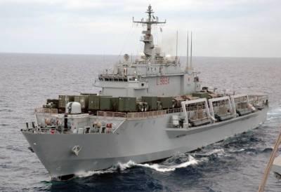 قطر نے اٹلی کو چار جنگی بحری جہازوں کا آرڈر دے دیا