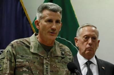 افغان جنگ نے ٹرمپ کو پریشان کر دیا،امریکی کمانڈر کو فارغ کرنے پر غور