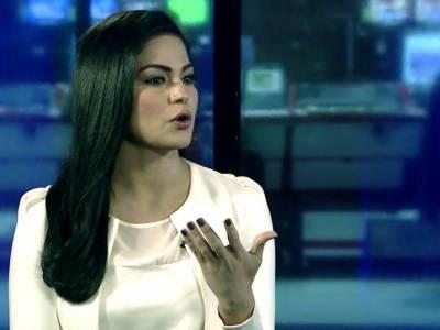 عائشہ گلا لئی کے خلاف وینا ملک کا ایک اور بیان منظر عام پر