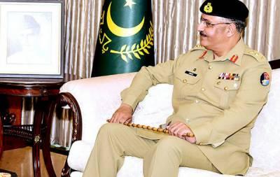 وزیراعظم شاہد خاقان عباسی سے چیئرمین جوائنٹ چیفس آف سٹاف کمیٹی جنرل زبیر محمودحیات کی ملاقات