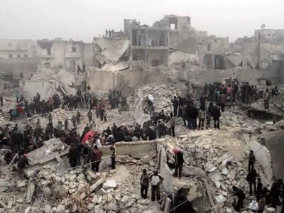 القاعدہ کے جہادی شامی صوبے ادلب پر قابض ہو سکتے ہیں: امریکا