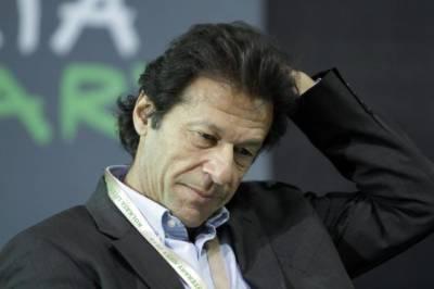 عمران خان کا عائشہ گلالئی کے الزامات پروزیراعظم کی اعلان کردہ کمیٹی کا خیرمقدم