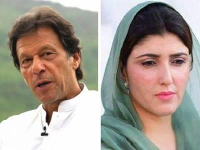 پی ٹی آئی چیئرمین عمران خان اپنے کیے پر قوم سے معافی مانگیں، عائشہ گلالئی