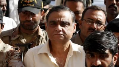 رینجرز نے ڈاکٹر عاصم پر تشدد کے الزامات کی تردید کر دی