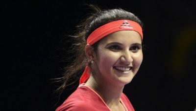 ثانیہ مرزاواشنگٹن اوپن ٹینس ٹورنامنٹ میں کامیاب، ویمنز ڈبلز سیمی فائنل میں پہنچ گئیں