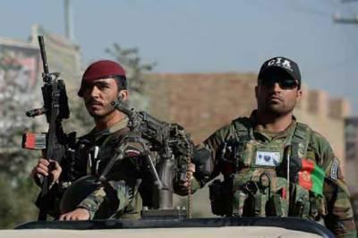 افغان فورسز کا ضلع جانی خیل کو طالبان سے چھڑانے کا دعوی