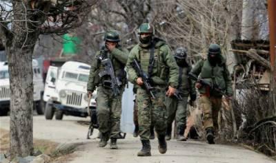 مقبوضہ کشمیر پر قابض بھارتی فورسز کی درندگی بشمول جاری