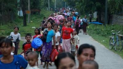 سربراہ اسلامی تعاون تنظیم کا روہنگیا مہاجرین کے مسائل کے حل کے لیے بنگلہ دیش کا دورہ